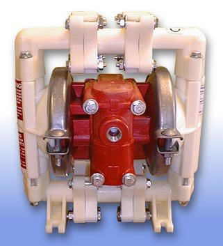 Air Operated Diaphragm Pump from All-Flo
